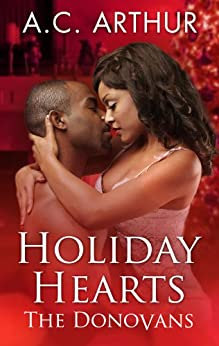 Holiday Hearts Donovans Book 6 ebook product image
