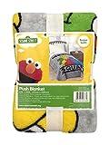 Sesame Street Elmo Hip Plush Kids Blanket Featuring