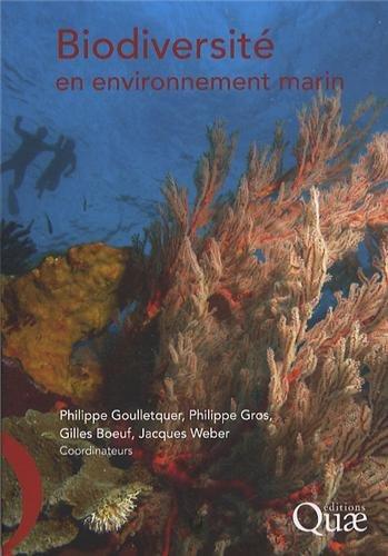 Biodiversité en environnement marin : Synthèse et recommandations en sciences environnementales et humaines
