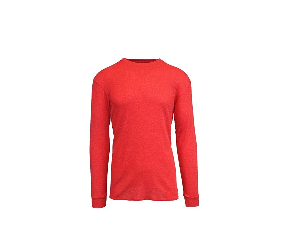 Galaxy by Harvic Mens Crew Neck Thermal Shirt (Multiple Sizes/Colors) CNTHERMALS
