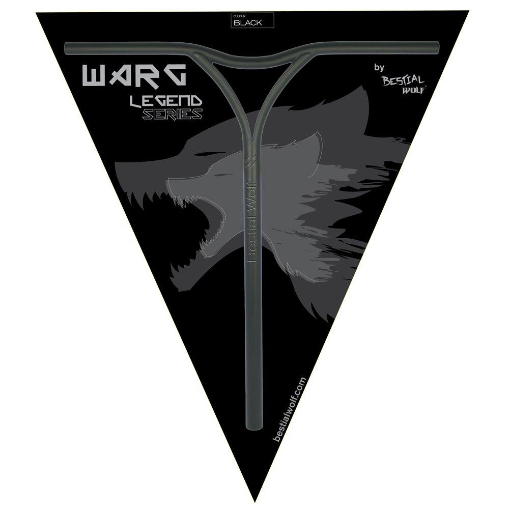 Gris Mate Bestial Wolf Warg Manillar /Único