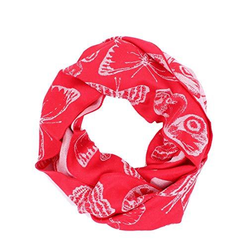 (Alexander Mcqueen Women's 5259723200Q6472 Red Wool Scarf )