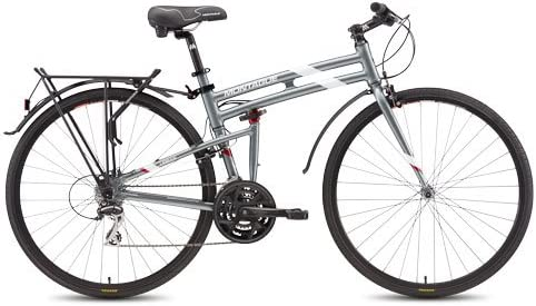 Montague Urban - Bicicleta Plegable (21 velocidades): Amazon.es ...