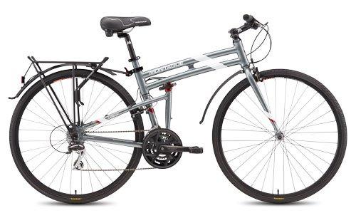 Montague Urban 21 Speed Folding Bike Medium - 19