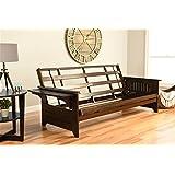 Kodiak Furniture KF Phoenix Futon Frame, Espresso