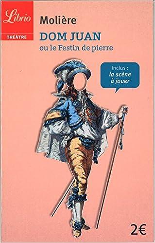 Book Dom Juan ou Le festin de pierre