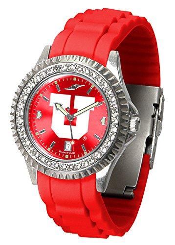 Linkswalker Ladies Utah Utes Sparkle Watch