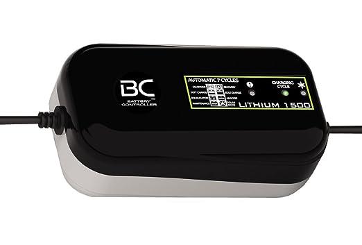 47 opinioni per BC LITHIUM 1500- 12V 1,5A- Caricabatteria e mantenitore automatico per batterie