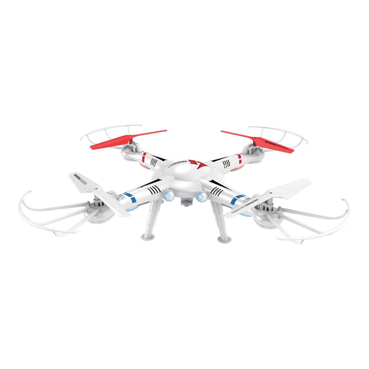 Global Gizmos 53310 50 cm 2.4 GHz Flying Drone Quad Helicopter with Camera by Global Gizmos