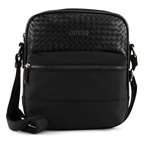 Milano GUESS Crossover Negro Zip Top Black OdH7qAdwWa