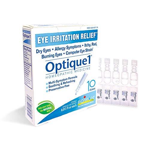 Boiron Optique 1 Eye Drops, 10 Count