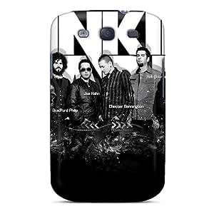 Samsung Galaxy S3 KsB13713PLZJ Unique Design Trendy Linkin Park Band Image Perfect Hard Cell-phone Cases -JasonPelletier