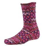 Acorn Unisex Versafit Socks - Pink - Large