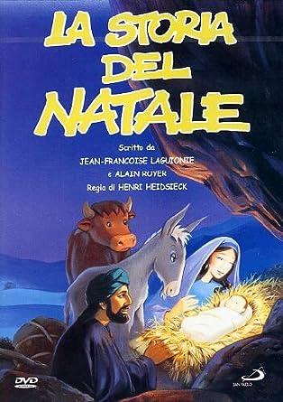 La storia di natale: amazon.it: cartoni animati: film e tv