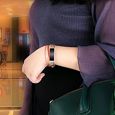 Hagibis Leather Bands are Compatible with Both Fitbit Alta HR and Alta