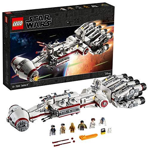 레고 (LEGO) 스타 워즈 탄티부 IV 75244