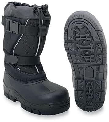 Amazon.com | Altimate Impact Boots, Size: 8, Distinct Name