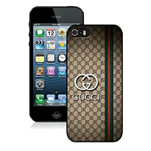 Individualization Guuci15 Black iPhone 5 5S Protective Phone Case
