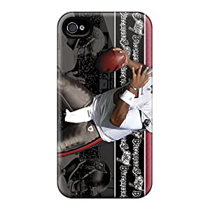 Iphone 4/4s MZf8402SRkf Customized Colorful Tampa Bay Buccaneers Skin Excellent Cell-phone Hard Cover -ErleneRobinson