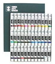 ターナー色彩 アクリルガッシュ 36色セット AG02036C
