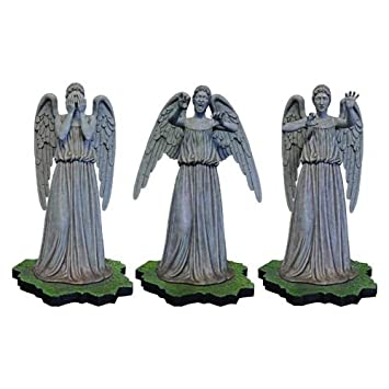 Doctor Who Weeping Angel 1:6 Scale Statue
