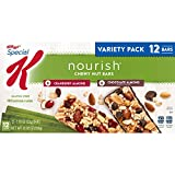 Best Special K Of Cranberries - Kellogg's Special K Nourish Chewy Nut Bars! Variety Review