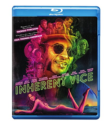 Inherent Vice (Blu-ray)]()