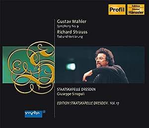 Mahler: Symphony No. 9 / Strauss: Tod und Verklarung