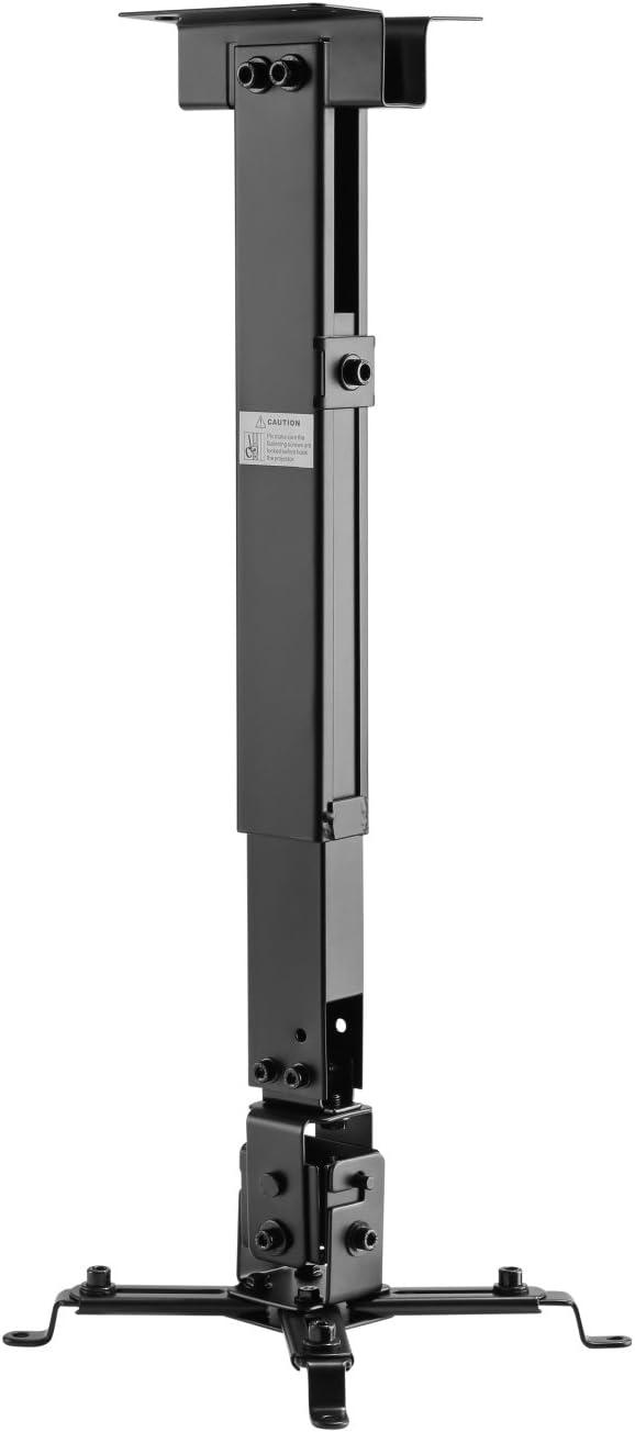 AISENS CWP01TSE-047 - Soporte de Techo/Pared para proyector, Color ...