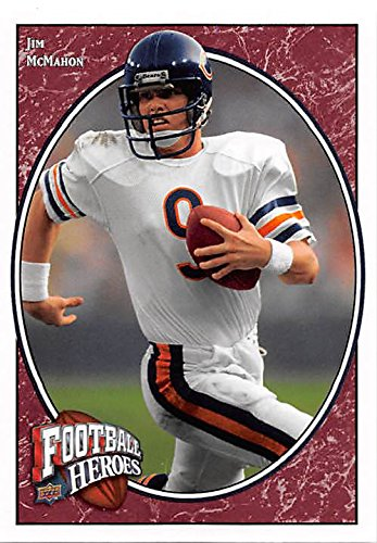 Jim Mcmahon Football - 5