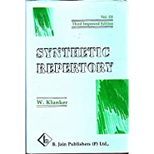 Synthetic Repertory: Psychic and General Symptoms of the Homoeopathic Materia Medica : Sleep, Dreams, Sexuality/3rd Improved Edition