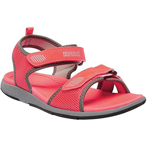 Regatta Lady Terrarock - Zapatillas de running Mujer Fiery Coral