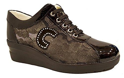Cinzia Soft - IV9493 Negro - Zapato deportivo rejilla