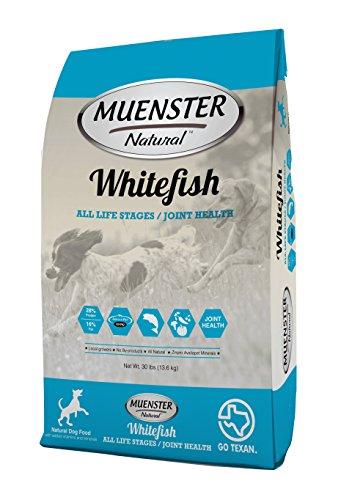 Muenster Milling Co Muenster Natural White Fish ALS 30lb