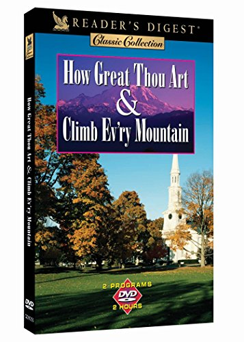 How Great Thou Art & Climb Every Mountain Selected Sale Colors