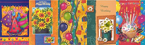 - Assorted Birthday Greeting Cards 30 Pack