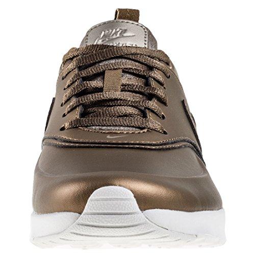Nike Air Max - Zapatillas bajas Mujer Metallic Field/Metallic Field
