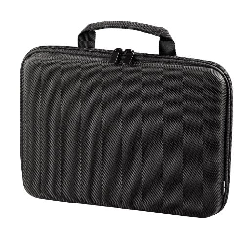 HAMA NETBOOK-TASCHE HARDCASE TECH-FABRIC 10.2 (00101138 BLACK) by Hama