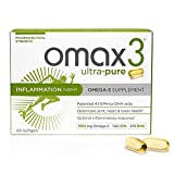Omax3® Ultra-Pure Omega 3 Fish Oil Supplement