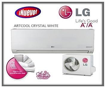 LG A12WL.NSB sistema de - Aire acondicionado (A++, A+, 190 kWh, 1350 kWh, 1080 W, 1000 W): Amazon.es: Bricolaje y herramientas