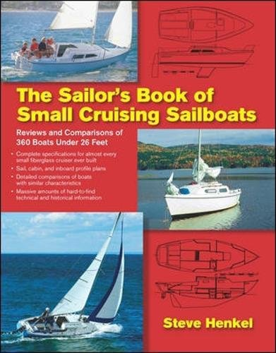 Read Online The Sailor's Book of Small Cruising Sailboats: Reviews and Comparisons of 360 Boats Under 26 Feet pdf epub