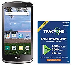 Image of the product TracFone LG Rebel 4G LTE that is listed on the catalogue brand of TracFone.