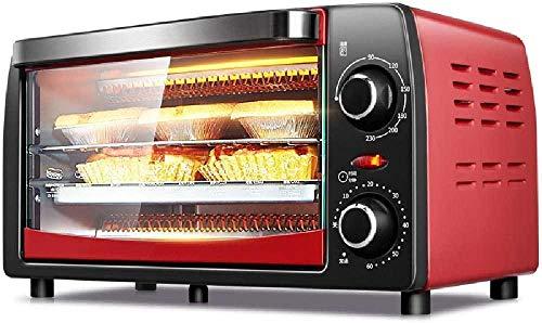Convection Boodaster Oven Large Capacity 12L Multifunctionele Huishoudapparaat Bakbox 1050W Nauwkeurige 60 minuten…
