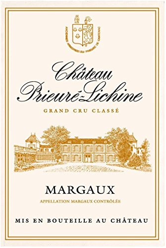 - TORCHONS & BOUCHONS - Chateau Prieure Lichine Margaux Kitchen Towel
