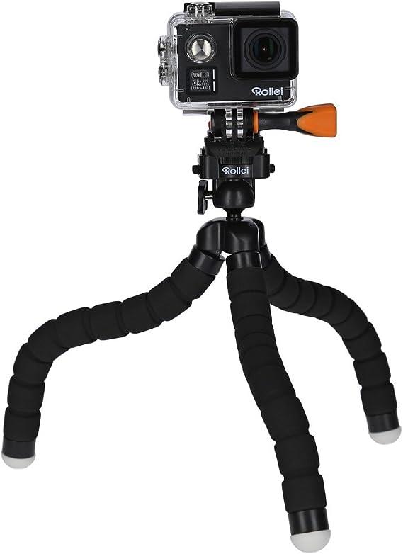 Rollei Monkey Pod I Biegsames Mini Stativ Mit Flexiblen Kamera