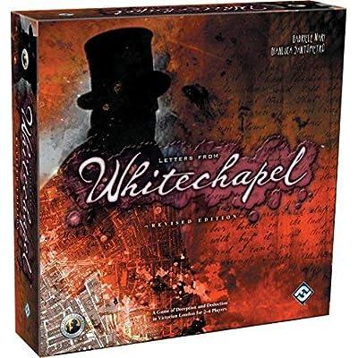 Letters from Whitechapel: Gabriele Mari, Gianluca Santopietro, Gianluca Santopietro: Toys & Games
