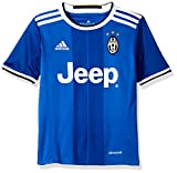 Adidas Soccer Juventus Youth jersey, Large, Vivid Blue/White