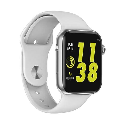 WLPT Reloj Elegante, Inteligente Reloj W34 Llamada Bluetooth ECG ...