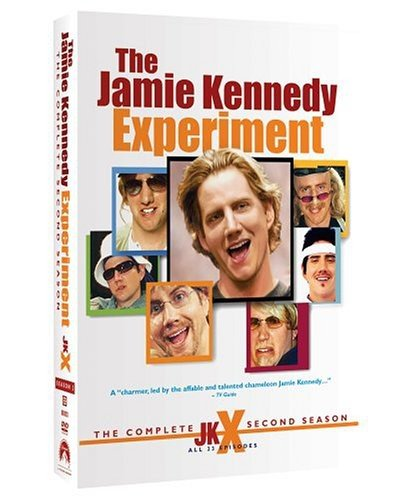 The Jamie Kennedy Experiment   The Complete Second Season
