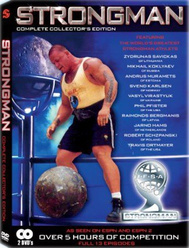 Strongman: Complete (Collector's Edition) by CSDC